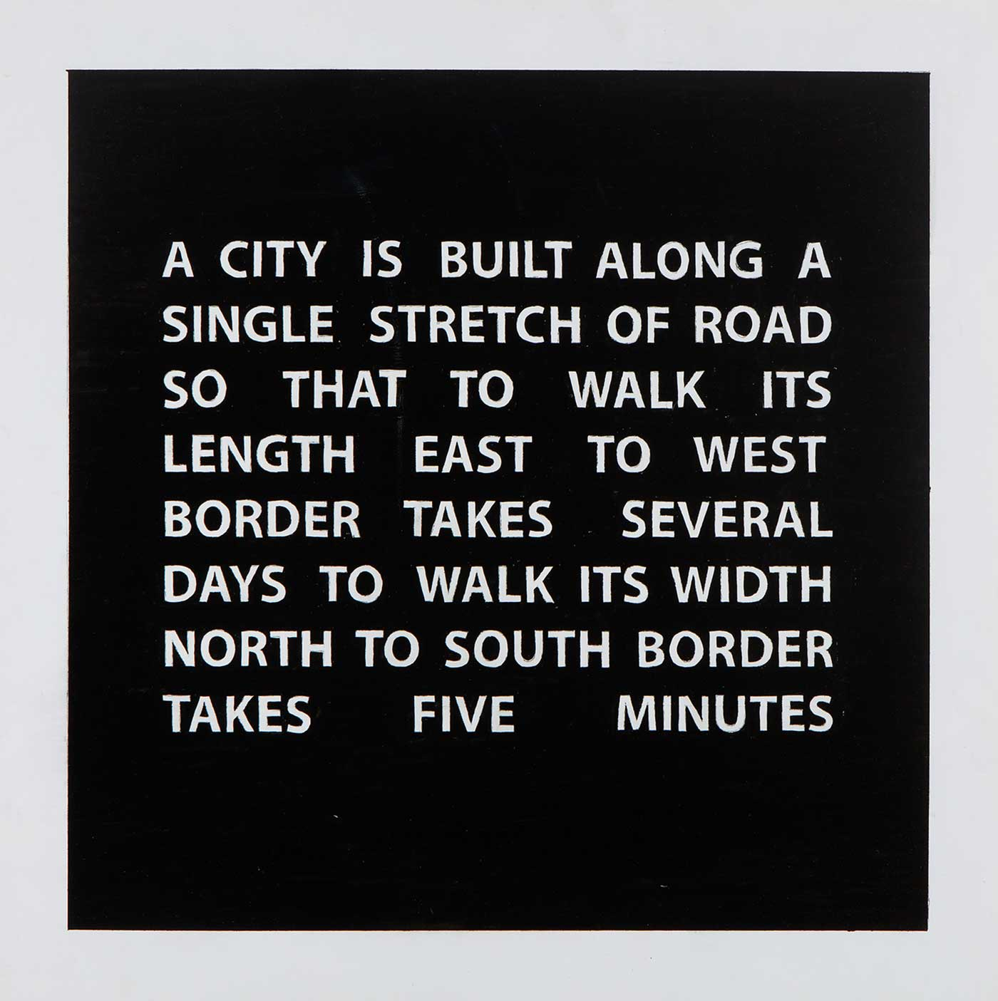 Dylan Jones - Instructions for Imagining a City
