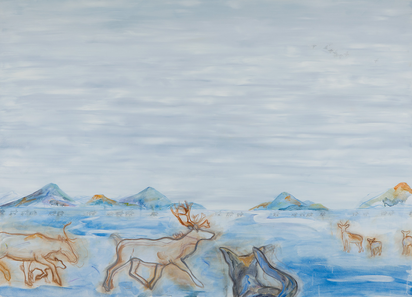 Avery Kelly - Arctic Migrations