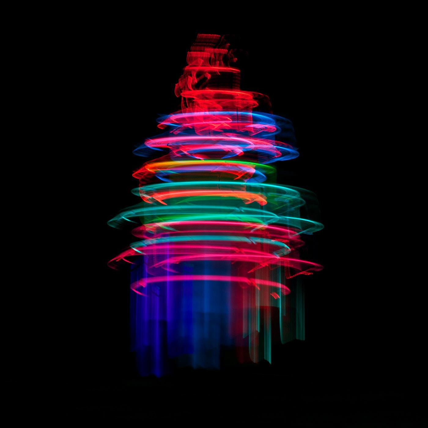 Sarah Morris - Neon Lights