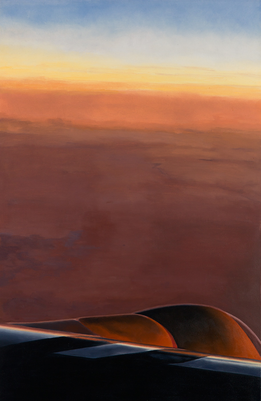 Patricia Murphy - Plane