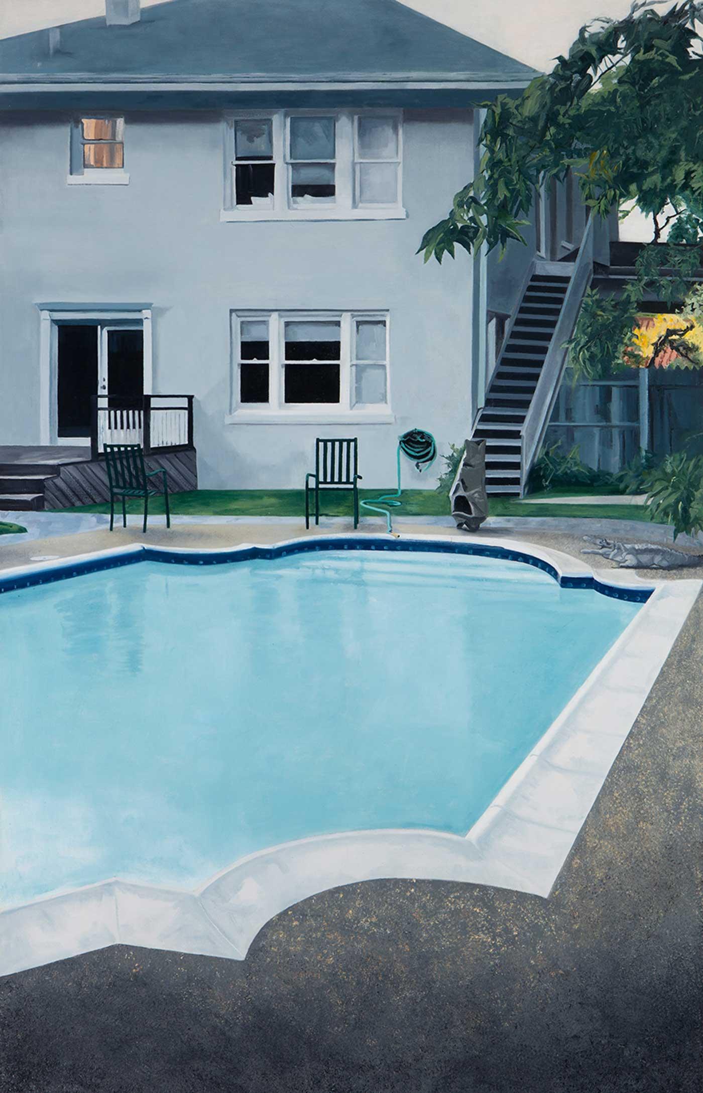 Patricia Murphy - Pool