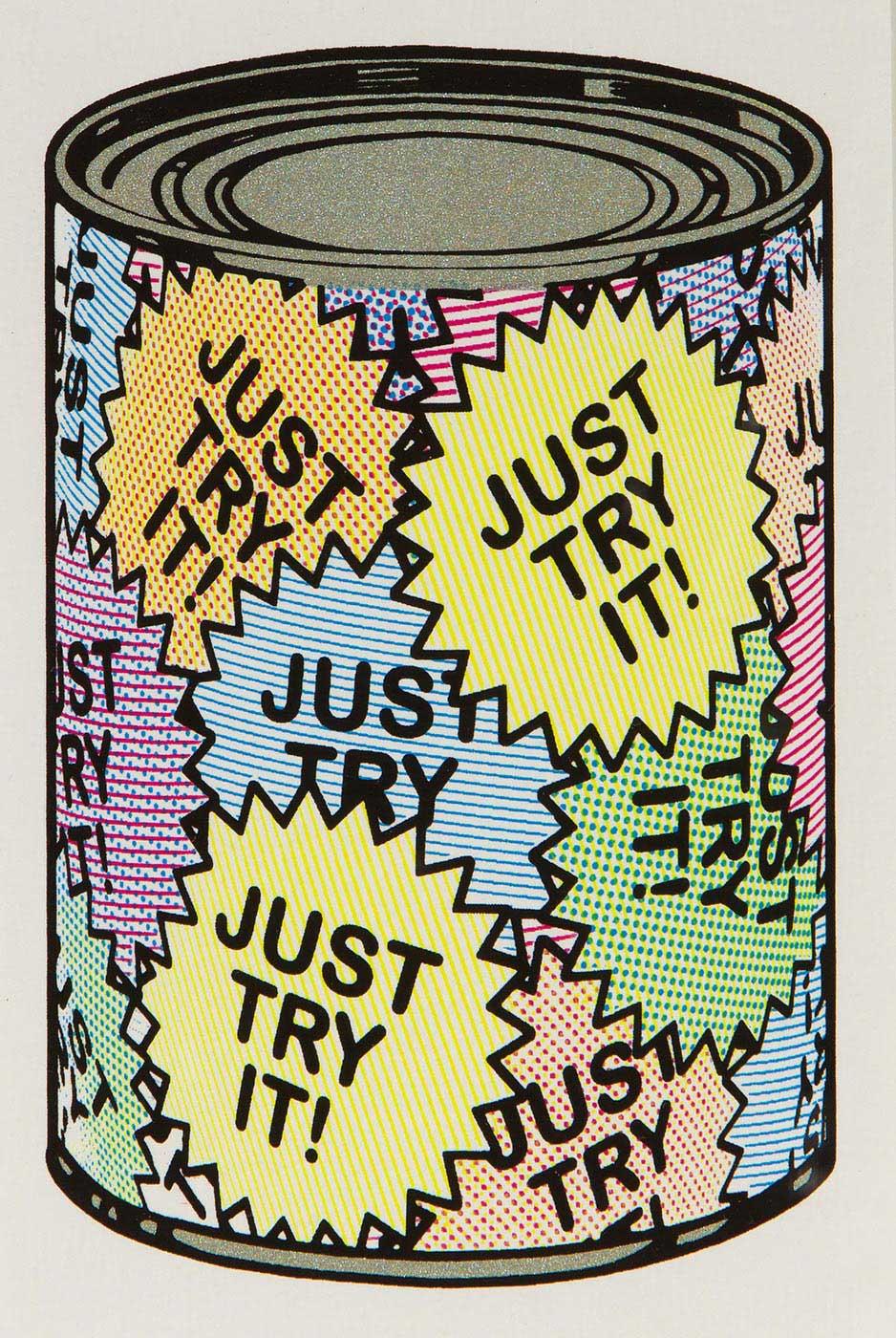 Jonathan Stewart - JUST TRY IT!