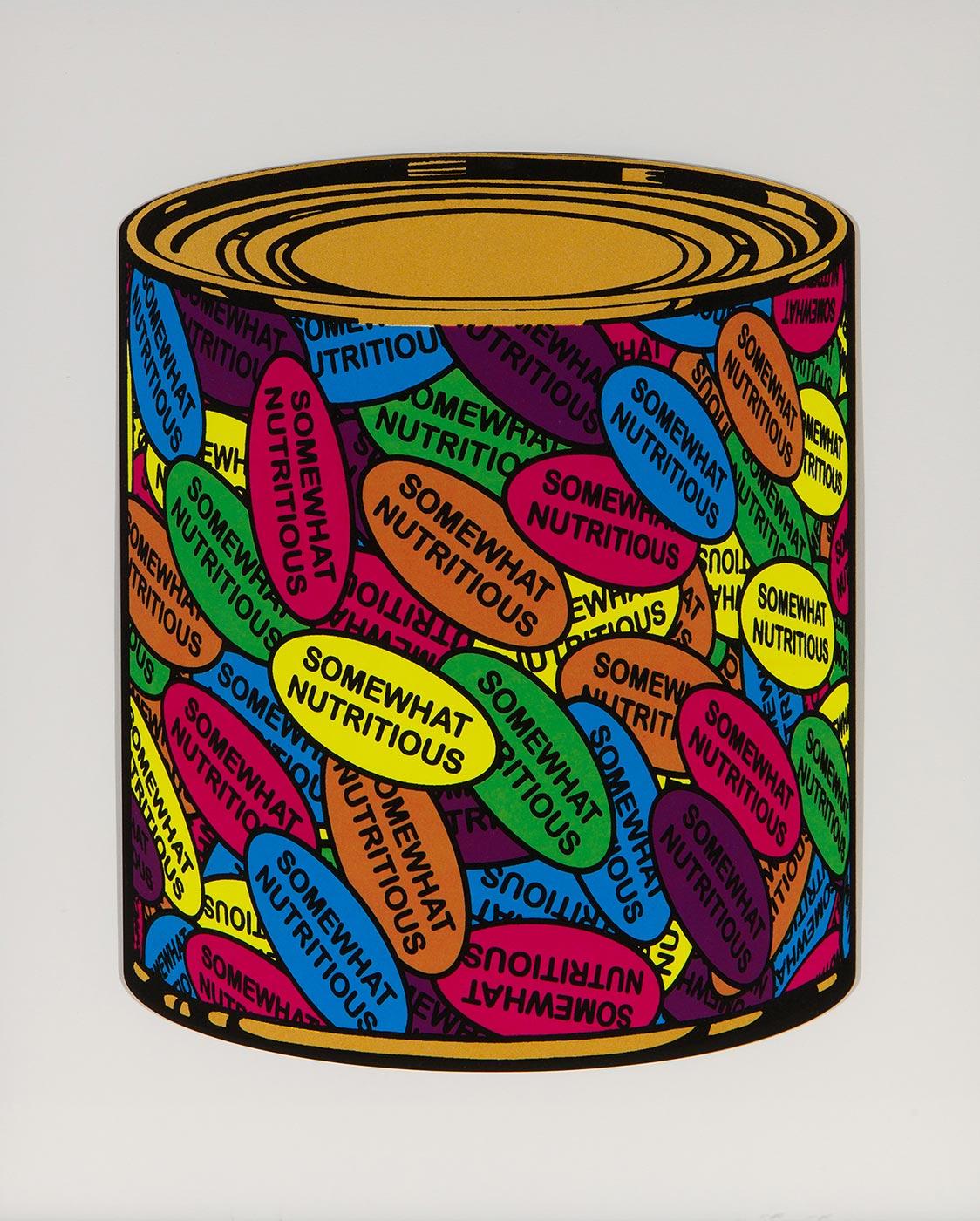 Jonathan Stewart - SOMEWHAT NUTRITIOUS