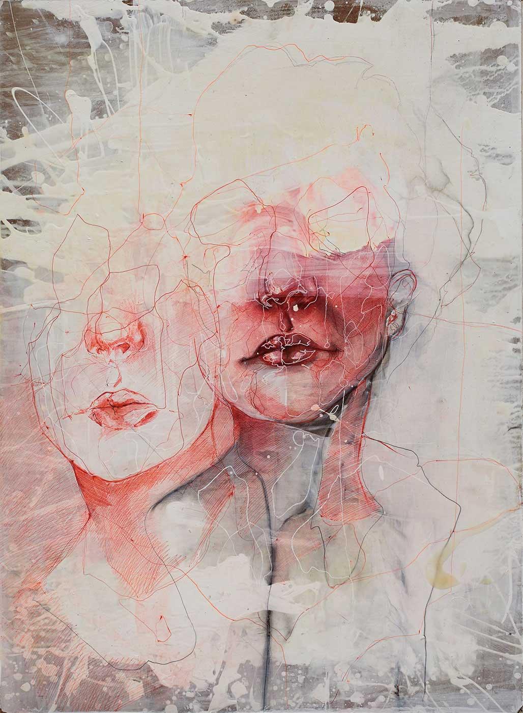 Olivia M. Boudreau - Two-faced