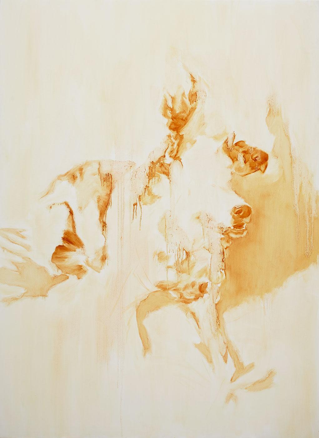 Rebecca C. Brook - Golden Dog