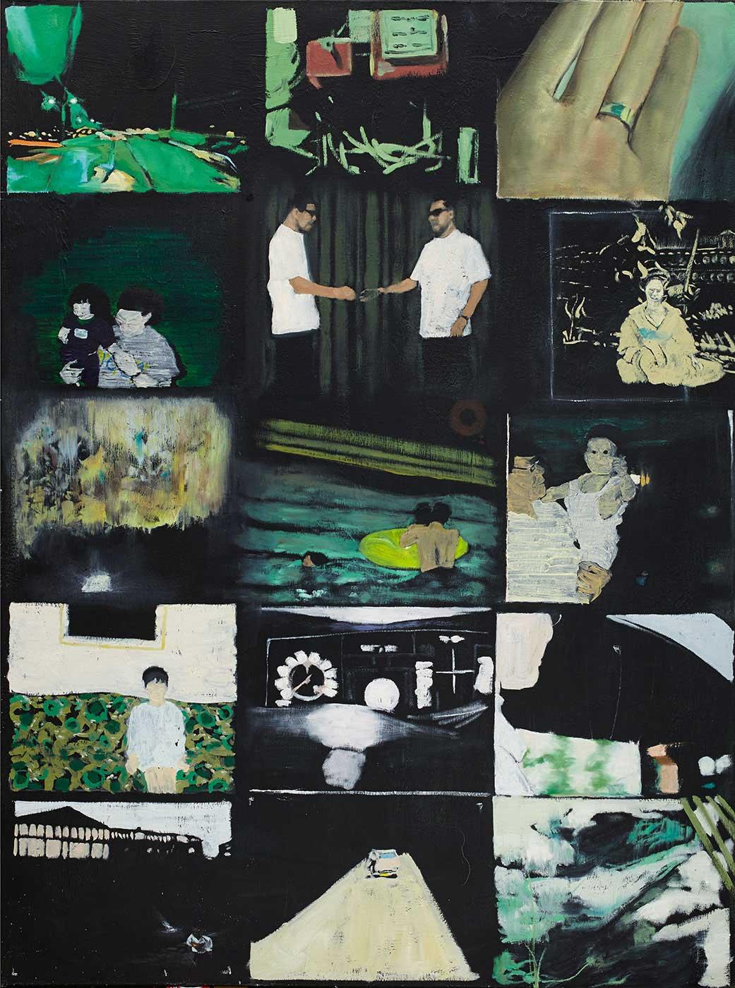 Paul J. Guzman - Untitled I