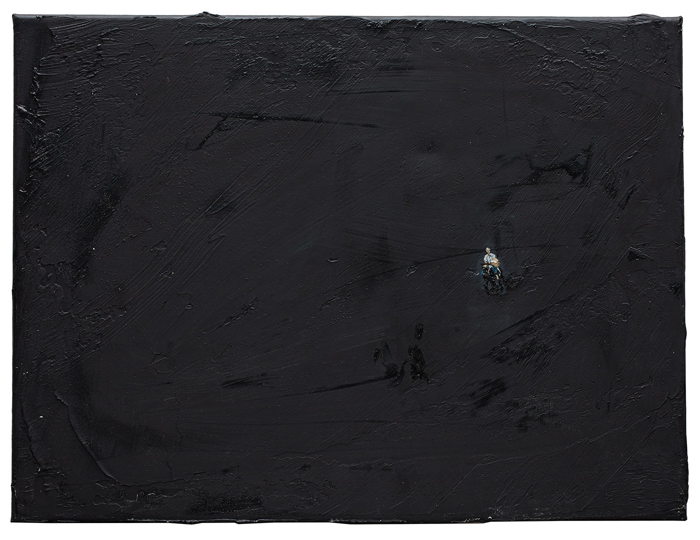 Paul J. Guzman - Untitled II