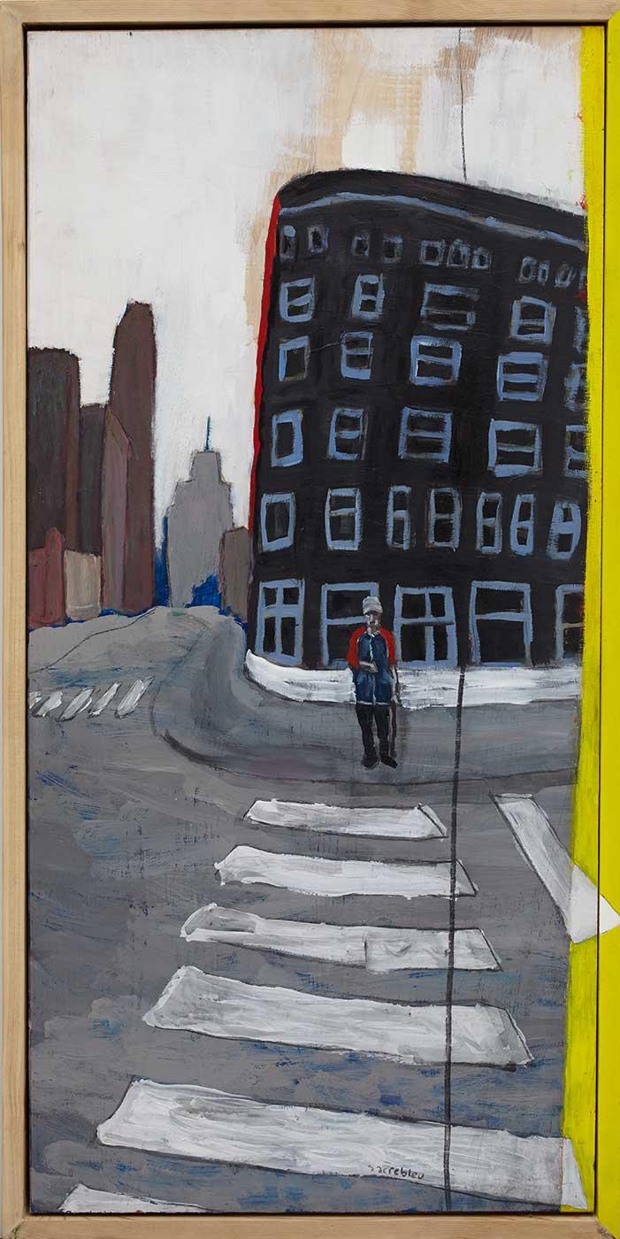 Izaak Sacrebleu - Detroit City b