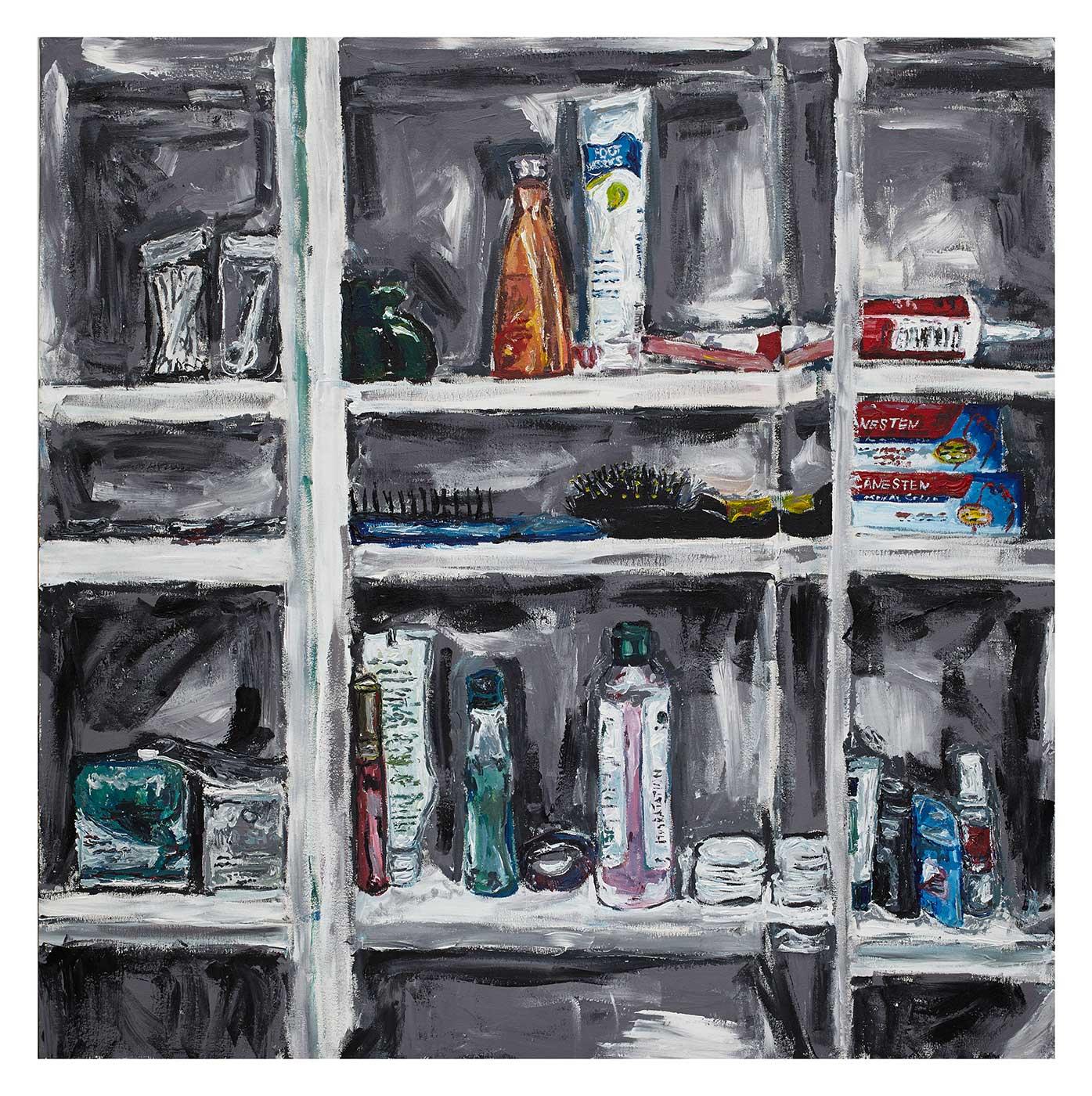 Anastasiya Sokolyk - Bathroom Cabinet