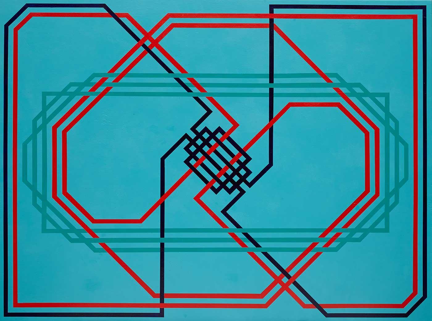 Shaheer Zazai - Untitled/New New VI