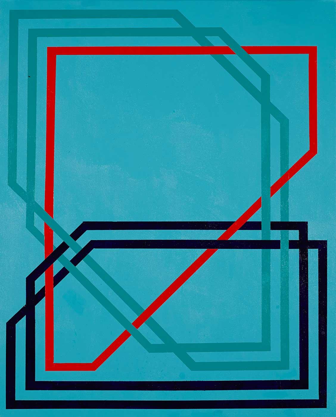 Shaheer Zazai - Untitled/New New III
