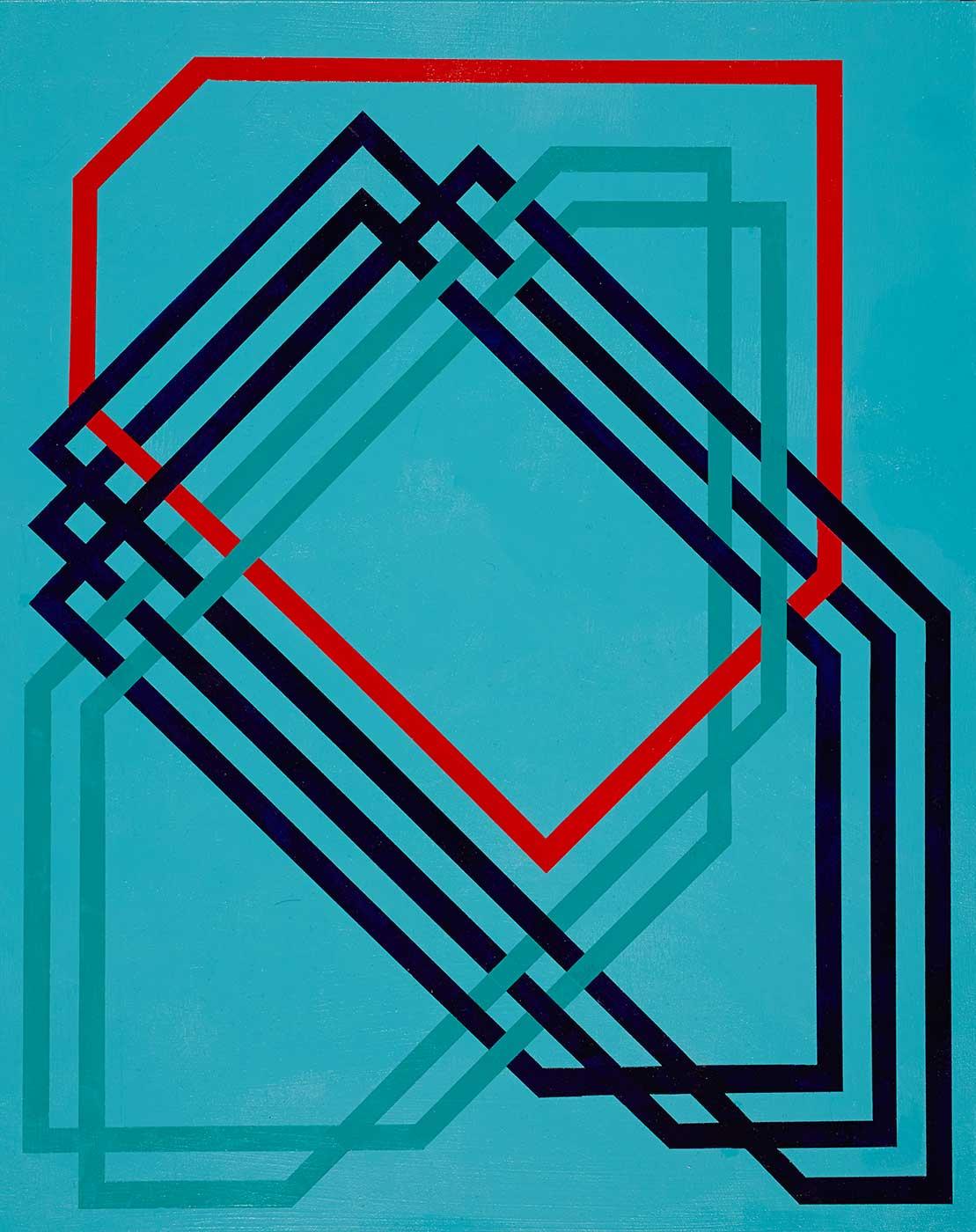 Shaheer Zazai - Untitled/New New V