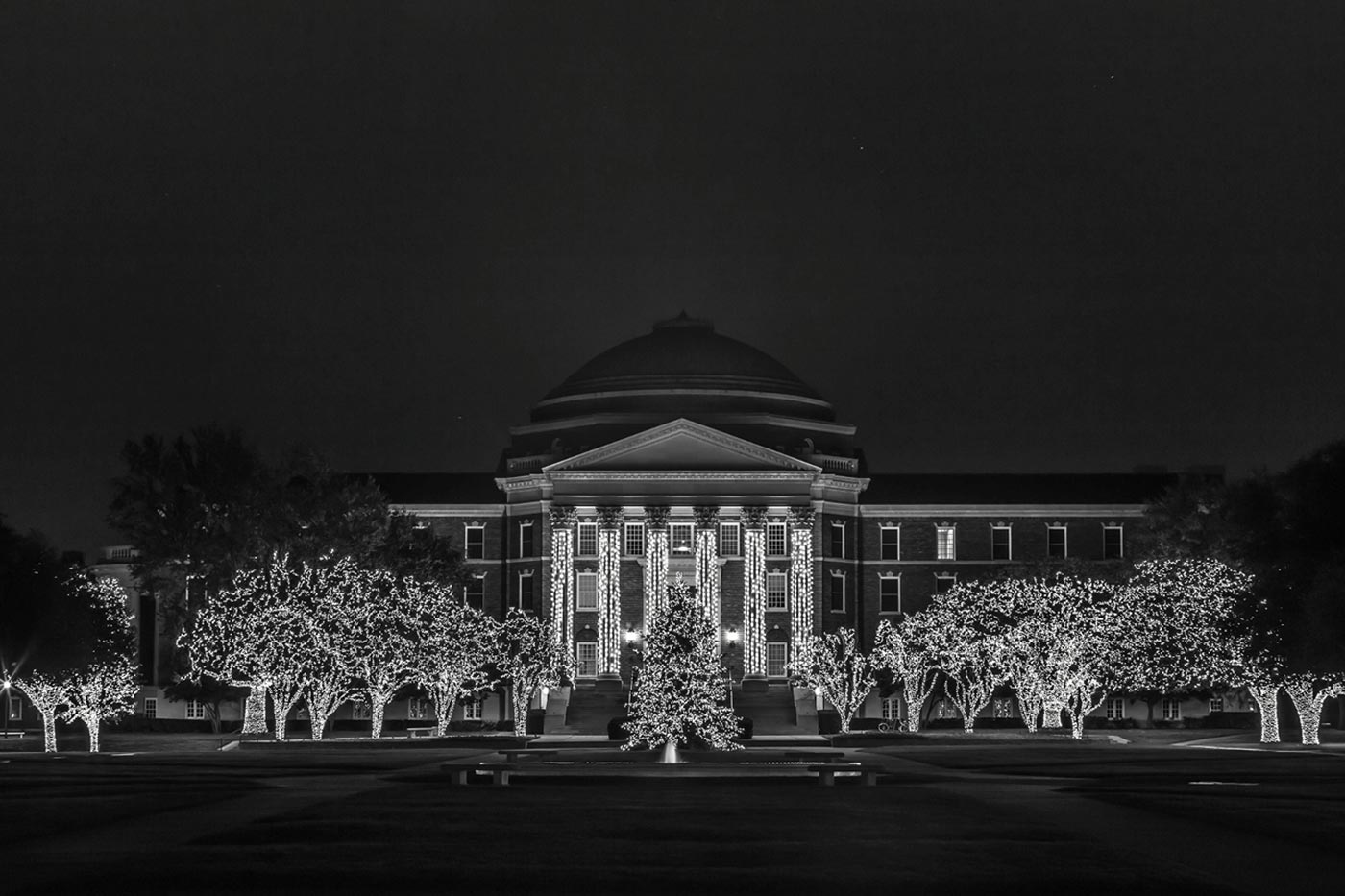 Christopher P. Coyne  - One Hundred Years of Dallas Hall