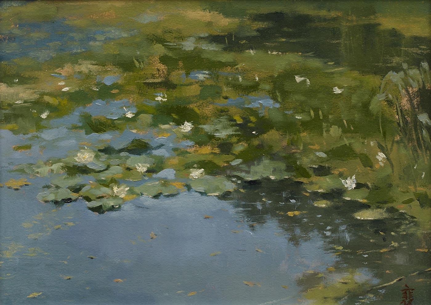 Kevin Bae  - Water Lilies