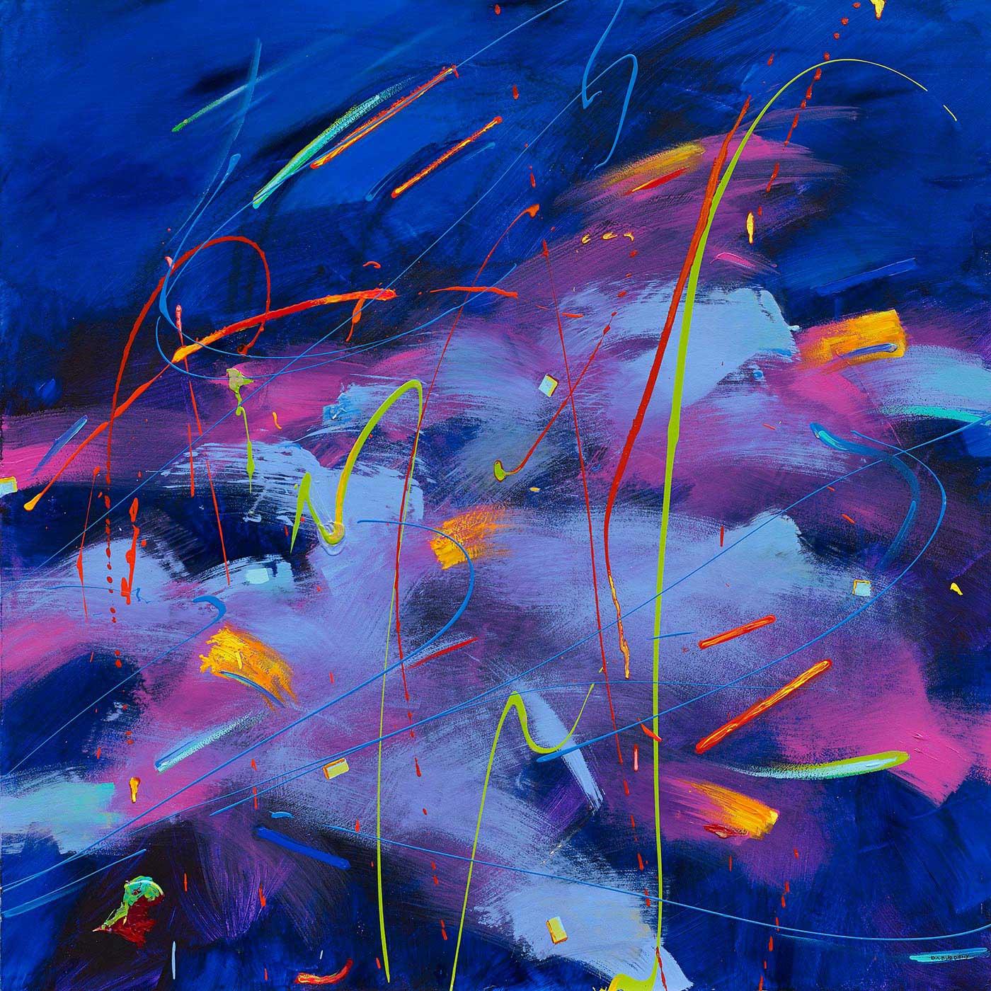 Barry A. Burdeny - Cloud Nine