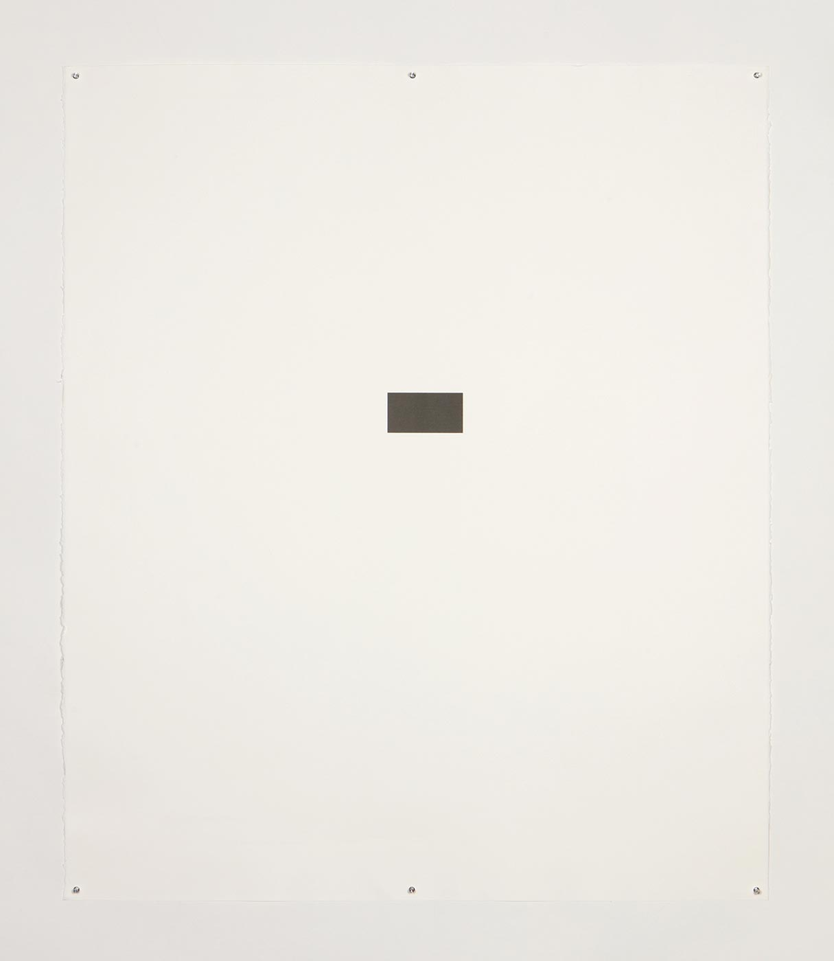 Mason B. Bryant  - Average Length, Width and Hue of Seven Internet Images of Brice Marden's The Dylan Painting