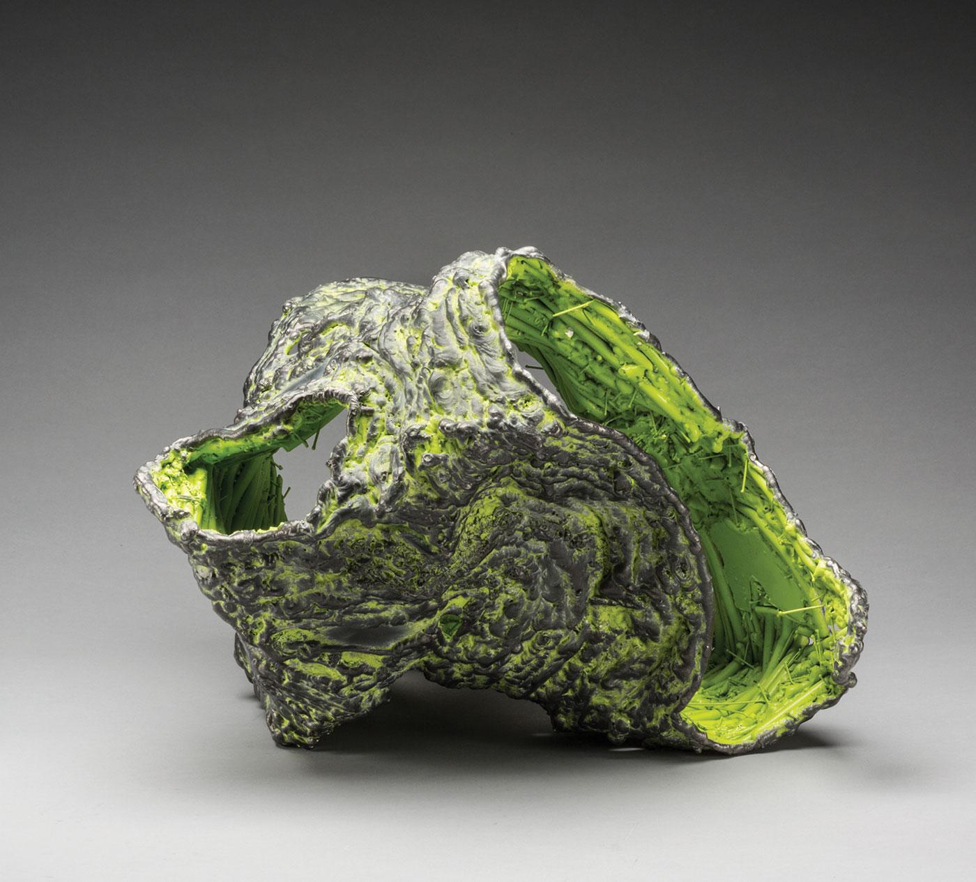 Sophie Eisner - Untitled (Green)