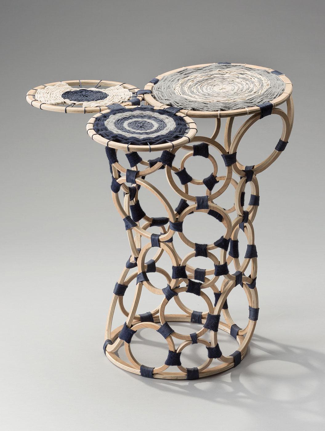 Lu Liu - Woven Table