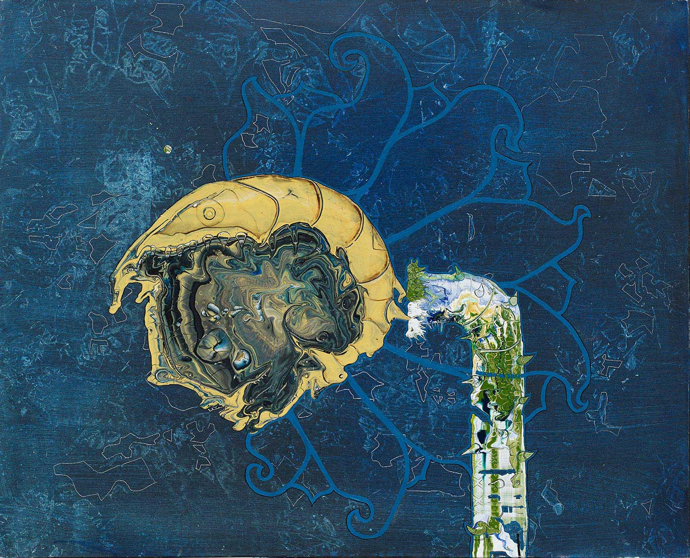 Jesus Mora  - Pollinating the Environment without Fertilizers