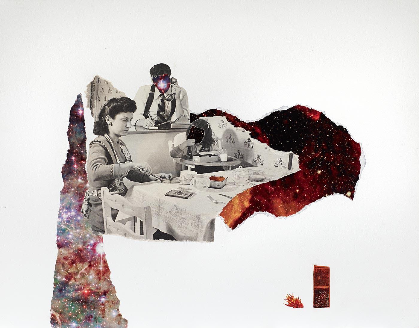 Nicole J. Moss  - Dinner Time