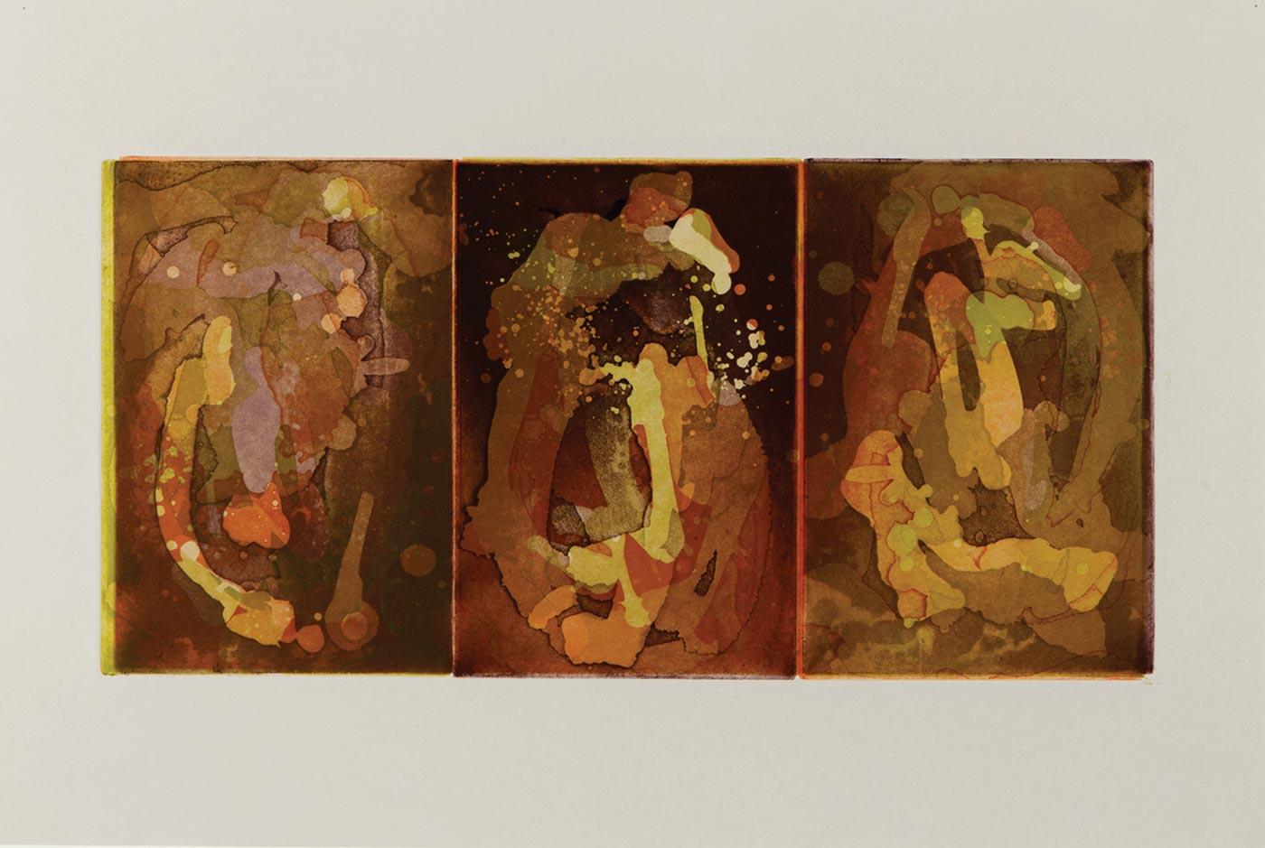 Olga Romanova  - Untitled III