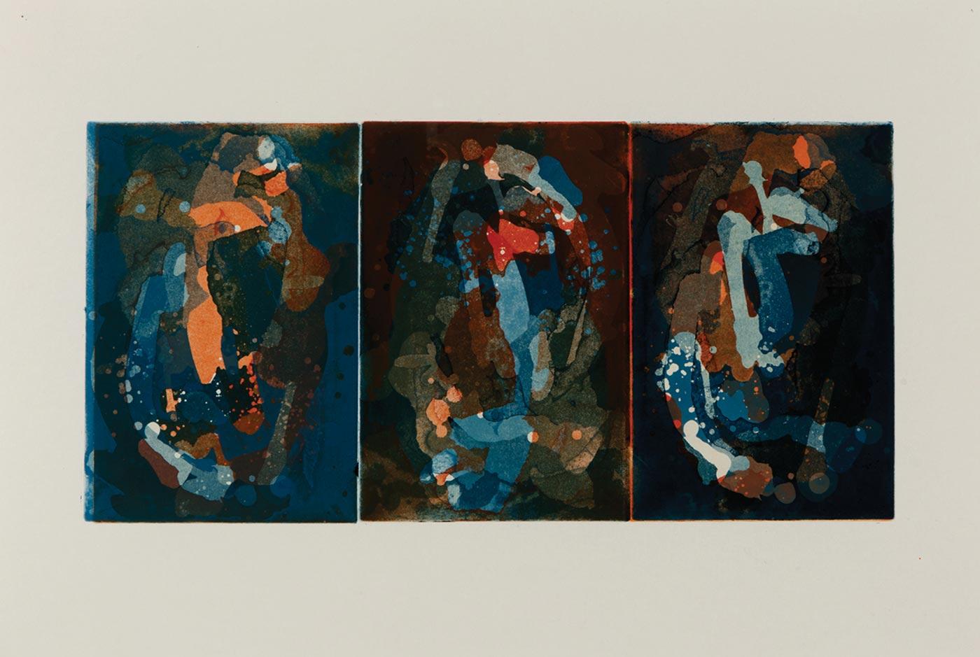 Olga Romanova  - Untitled I