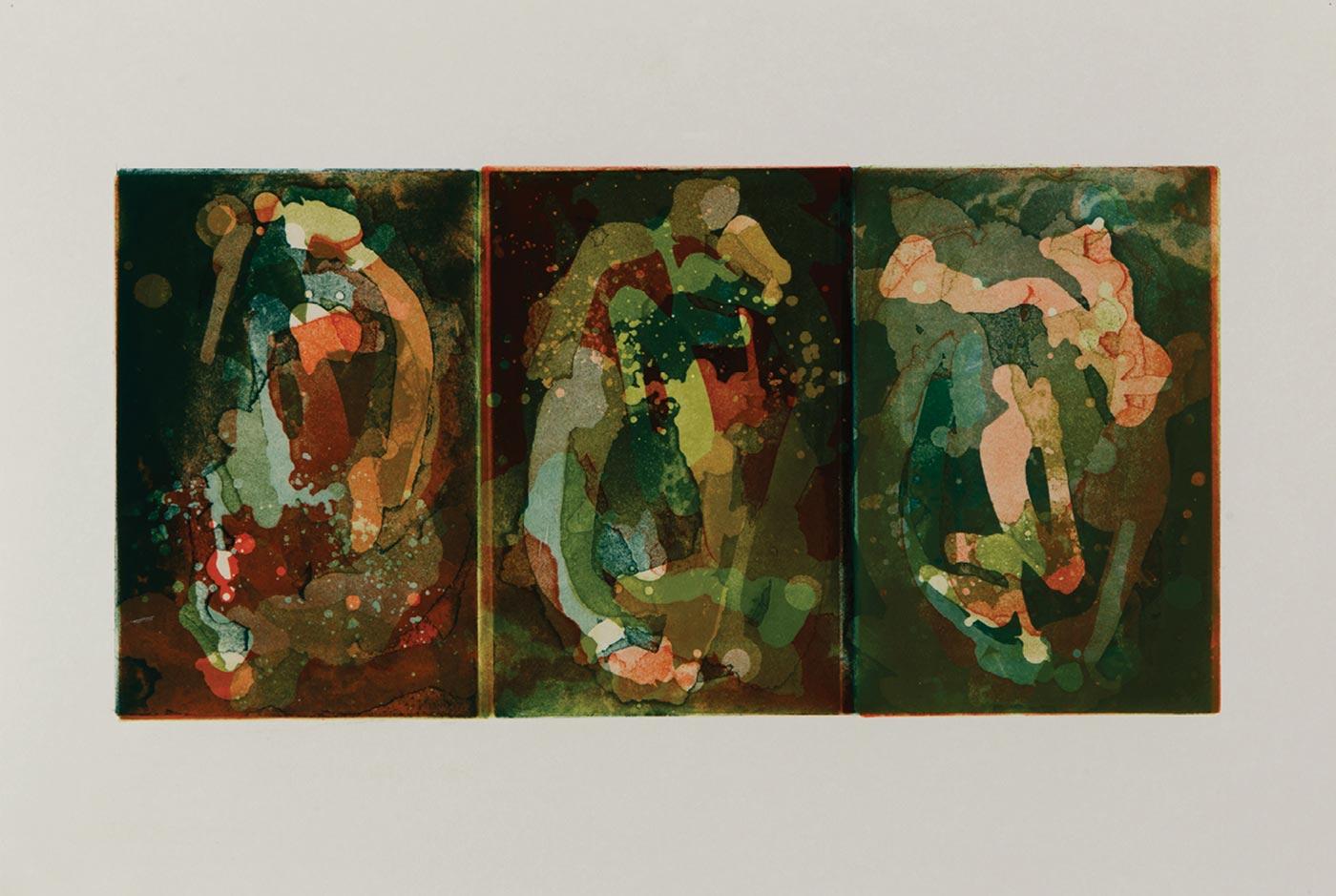 Olga Romanova  - Untitled II