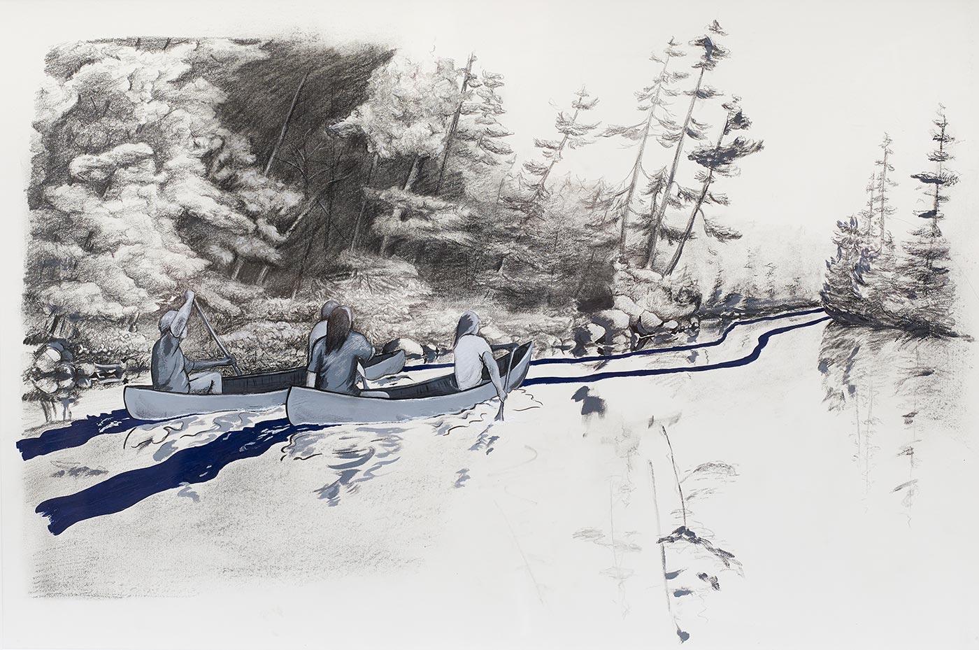 Kalynn C. Sinnamon (née Le Blanc)  - Two Row