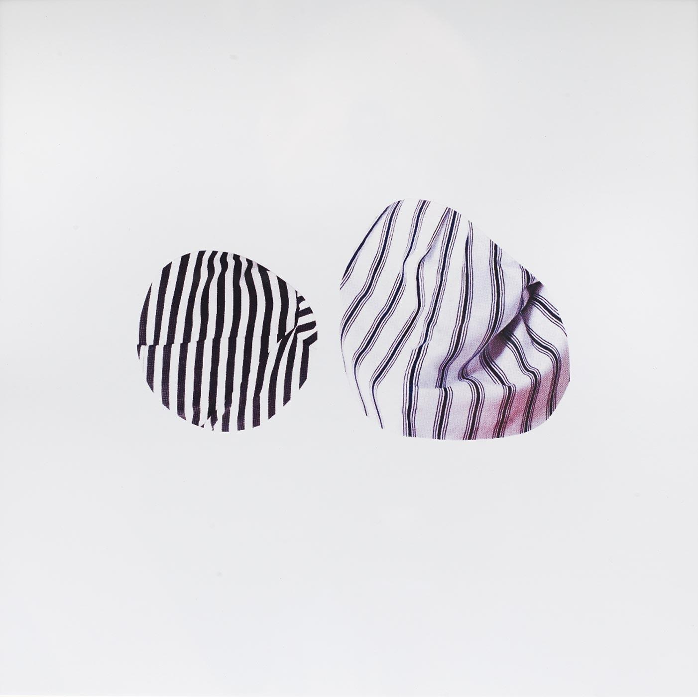 Kelly K. Uyeda - Sitting Stripes