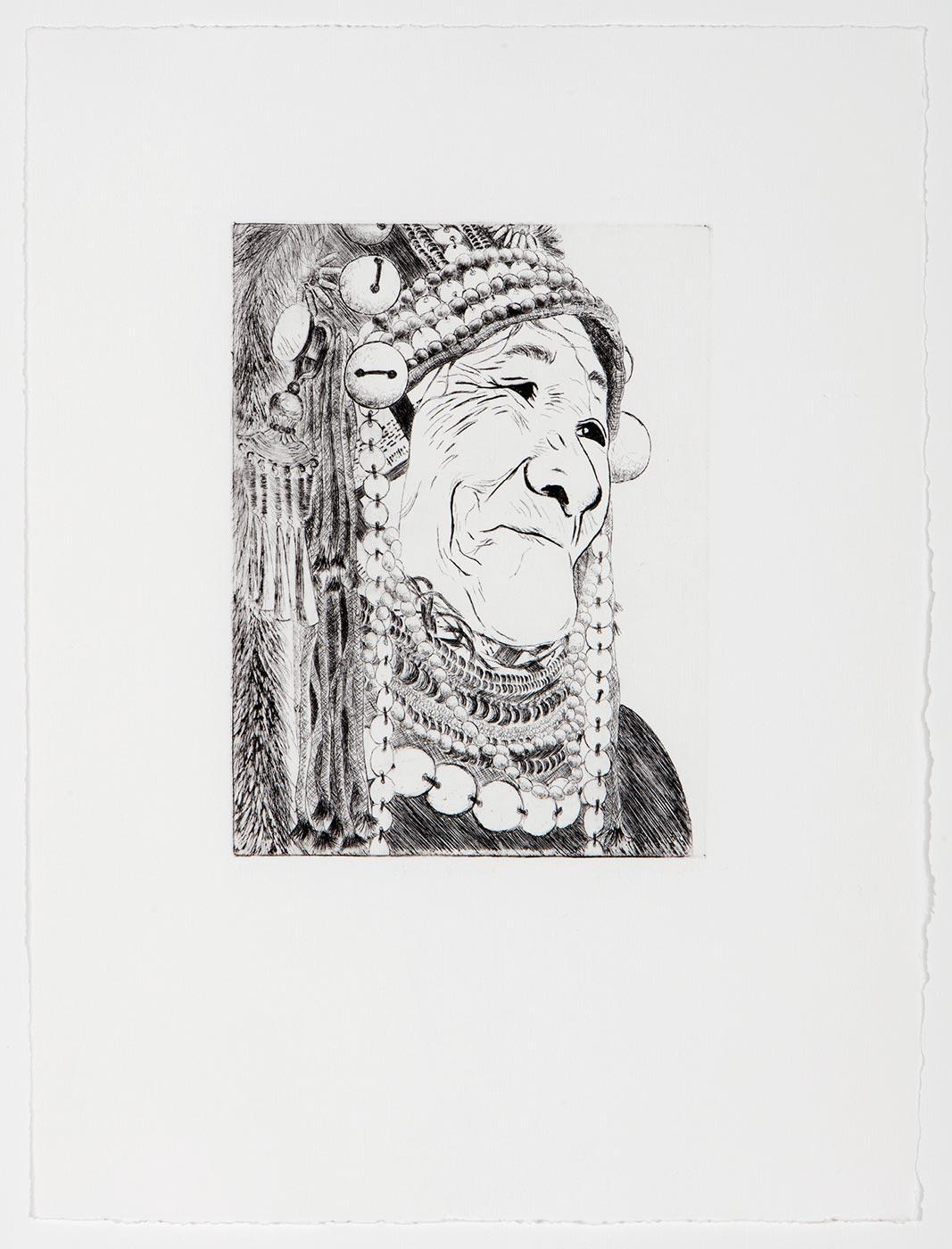 Shea N. Santos  - Akha Woman