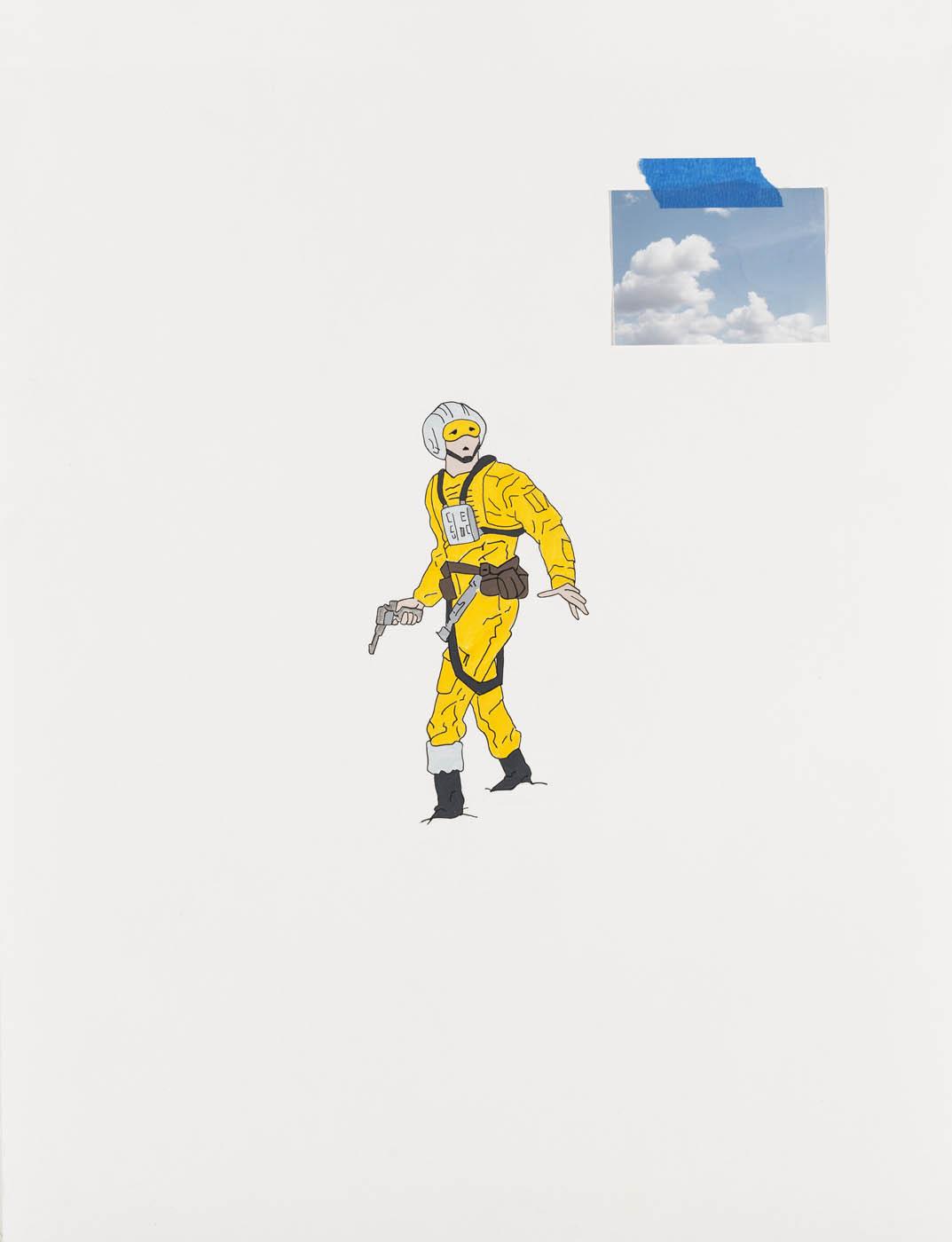 Eric Broz - Spaceman