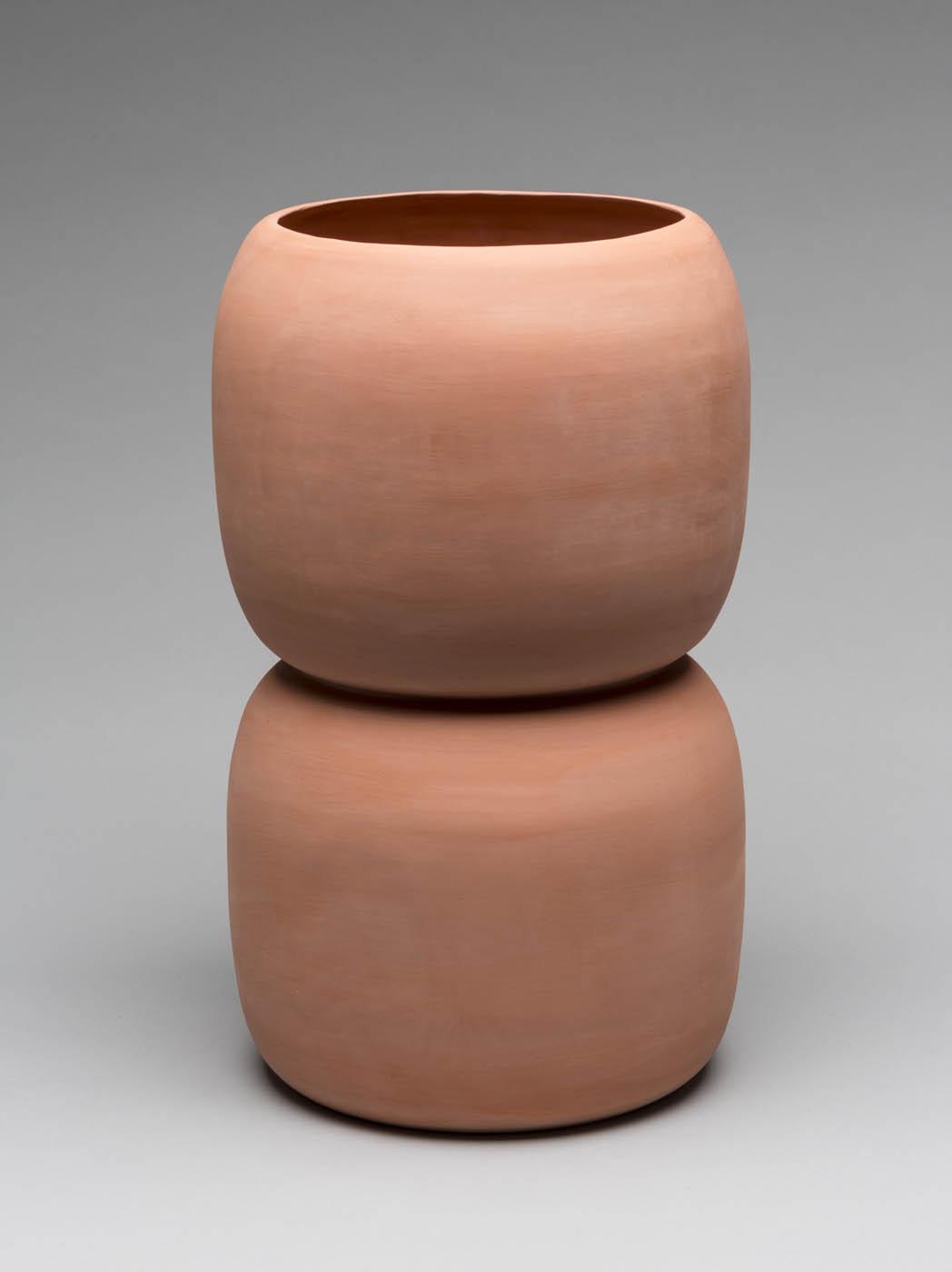 Evan D. Fay - Terracotta Side Table