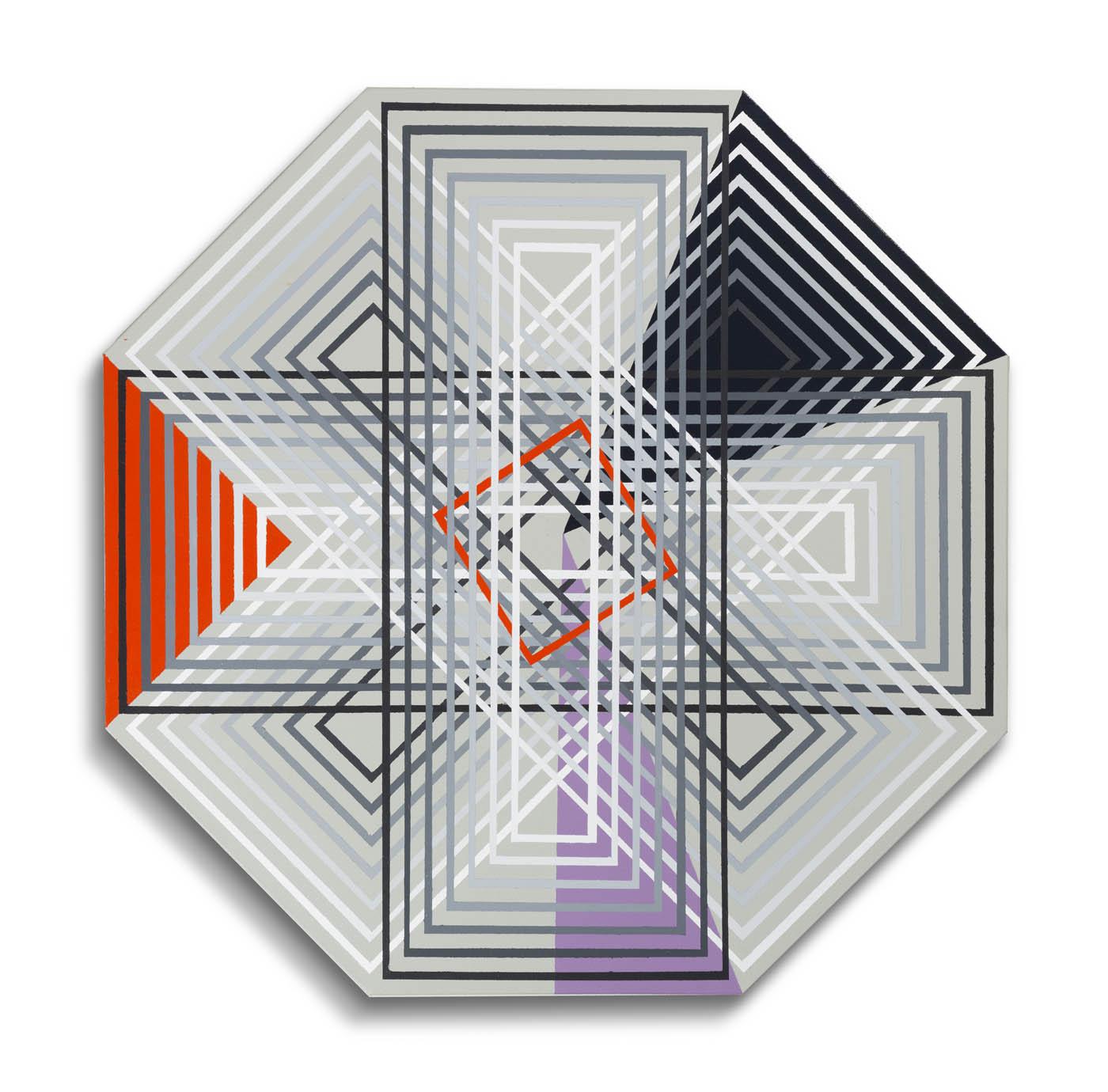 Clark E. Goeman - Octagon No. 1