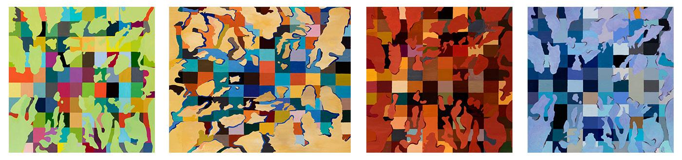 Julie S. England - Four Seasons