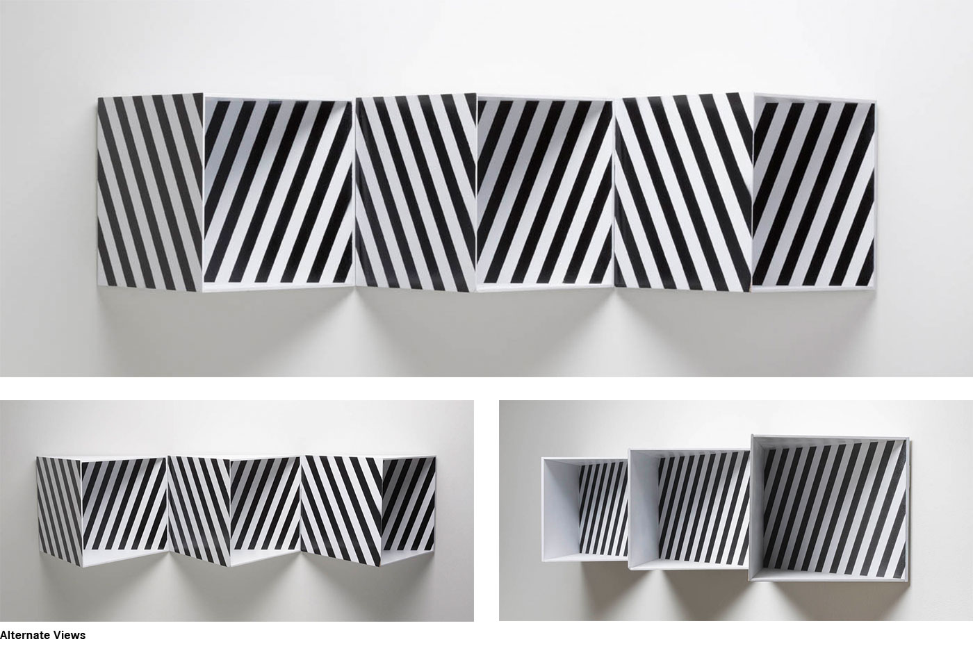 Vineta Chugh - Illusion Shelves