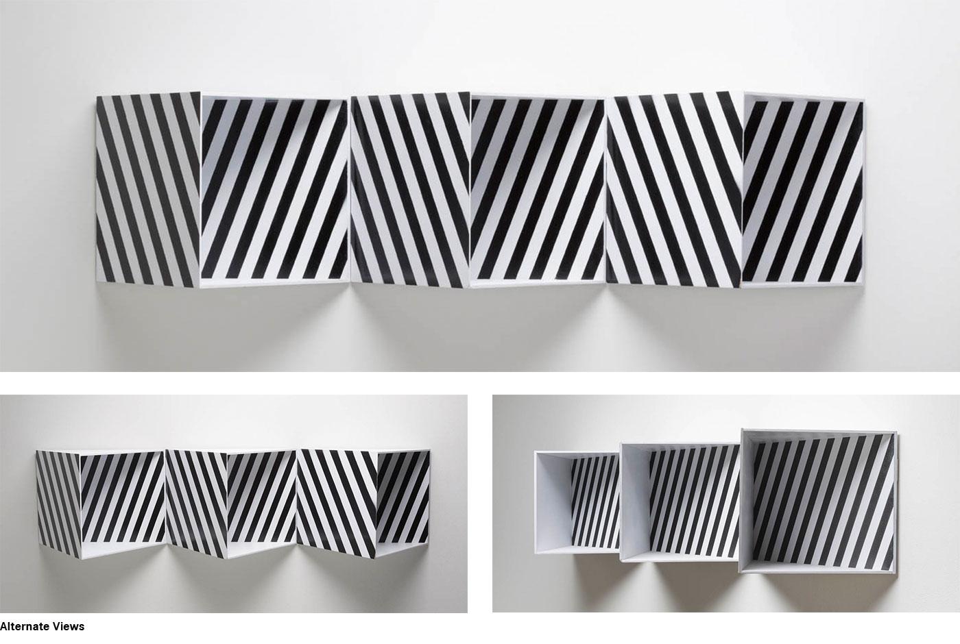 Vineta Chugh - Illusion Shelves