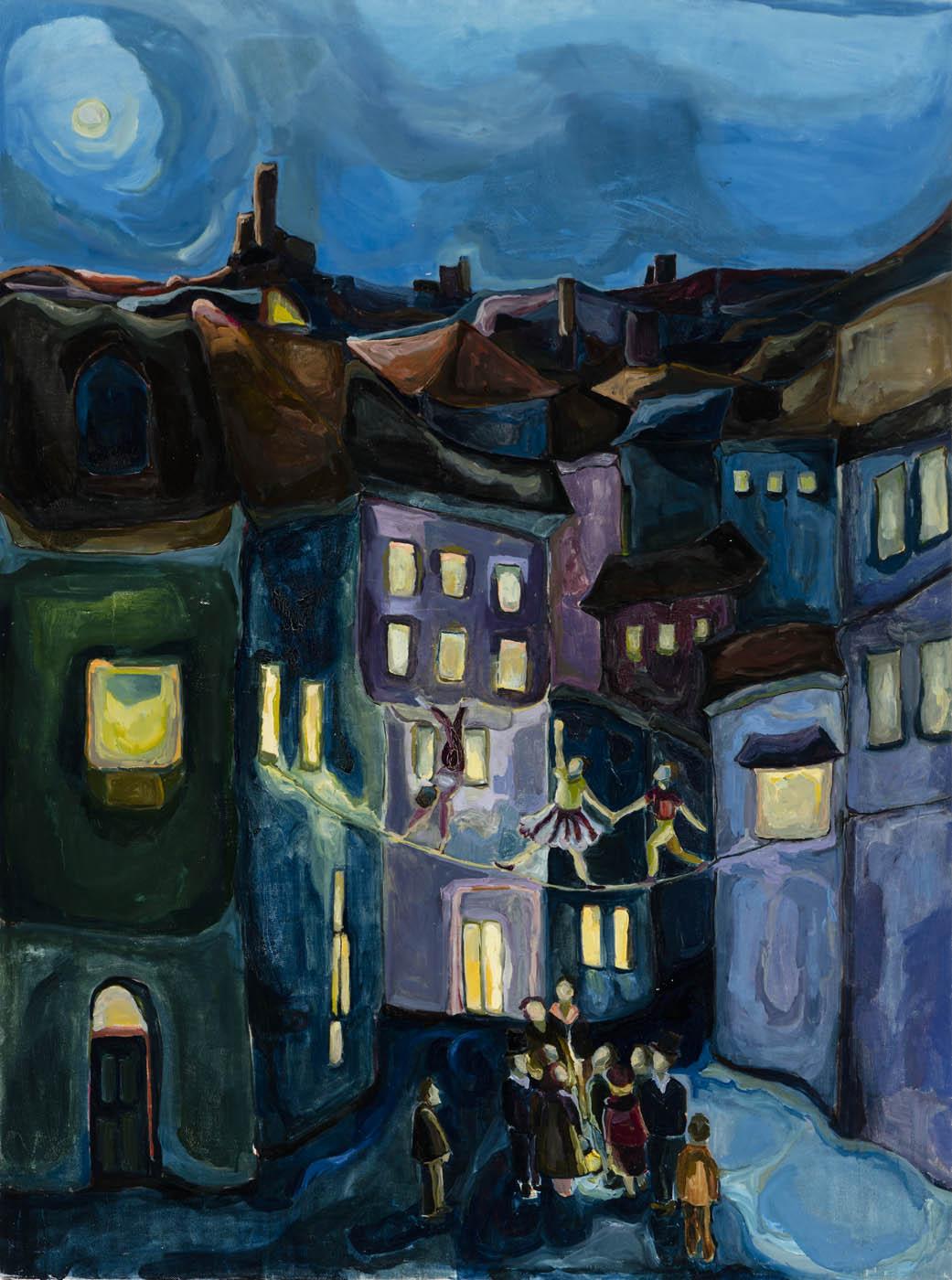 Olivia N. Nucci - Last Night's Collaboration
