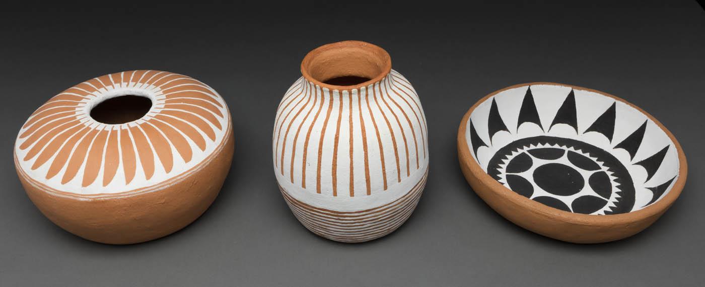 Olga Romanova - Taos Pottery