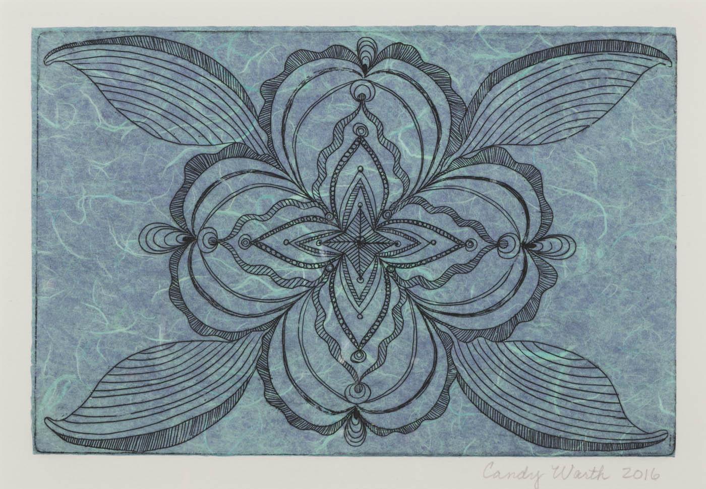 Candy R. Warth - Mystic Mandala