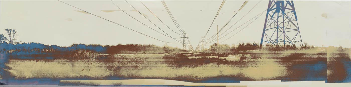 John Deal - Niagara Landscape—Transfer Tower Pan