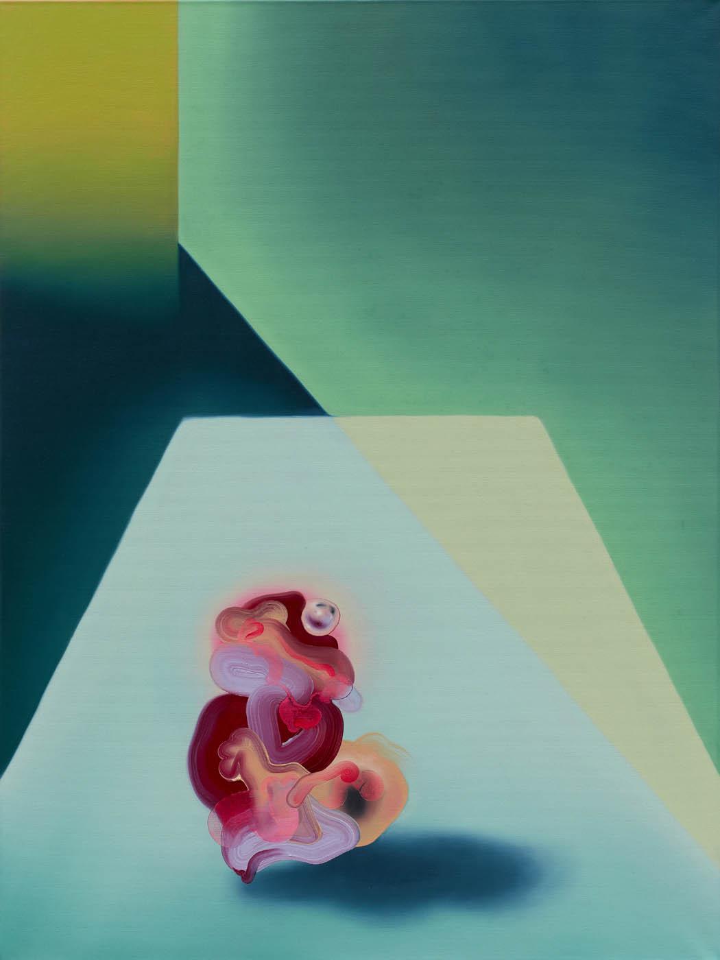 Lindsay M. Ferriss - Green Room