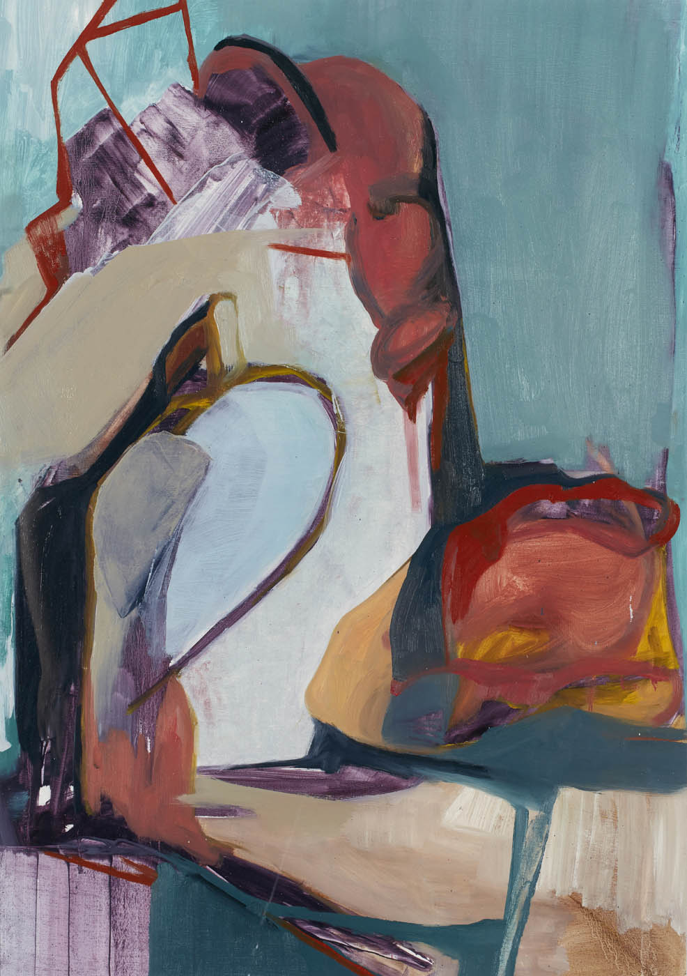 Sara Ghahramani - Untitled