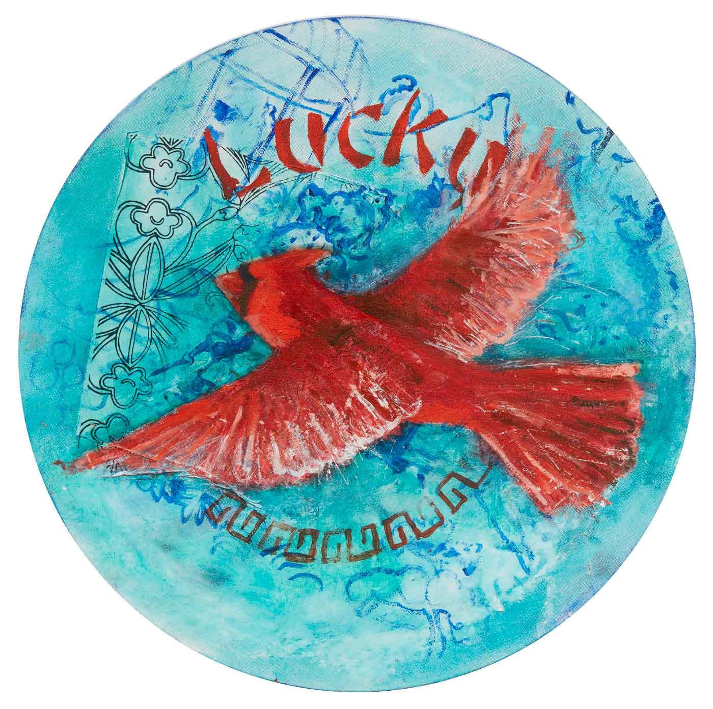 JJ Lee - Lucky Cardinal
