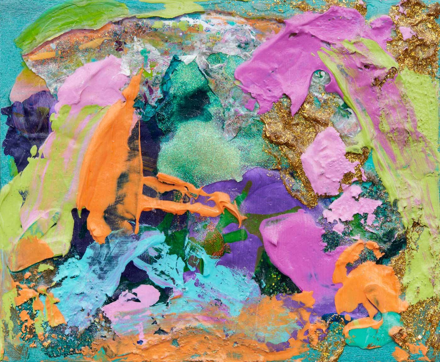 Alyssa J. Pisciotto - Palette One