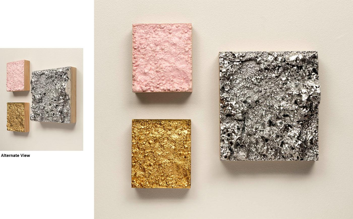 Audrey Travis - Terra/Form IX, Untitled, Terra/Form VIII