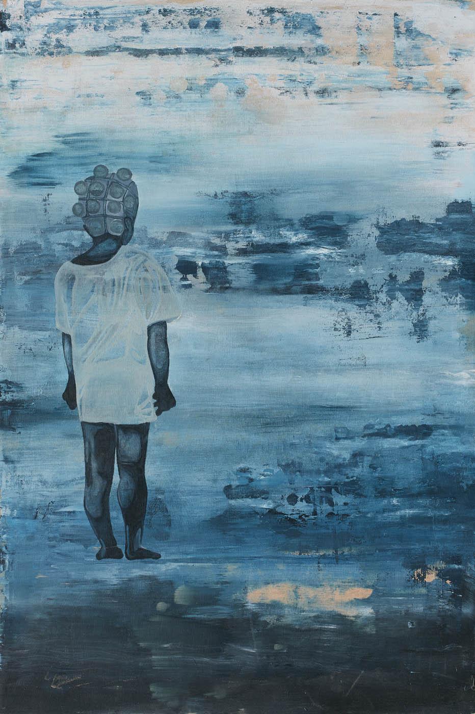 Oreka A. James - Untitled