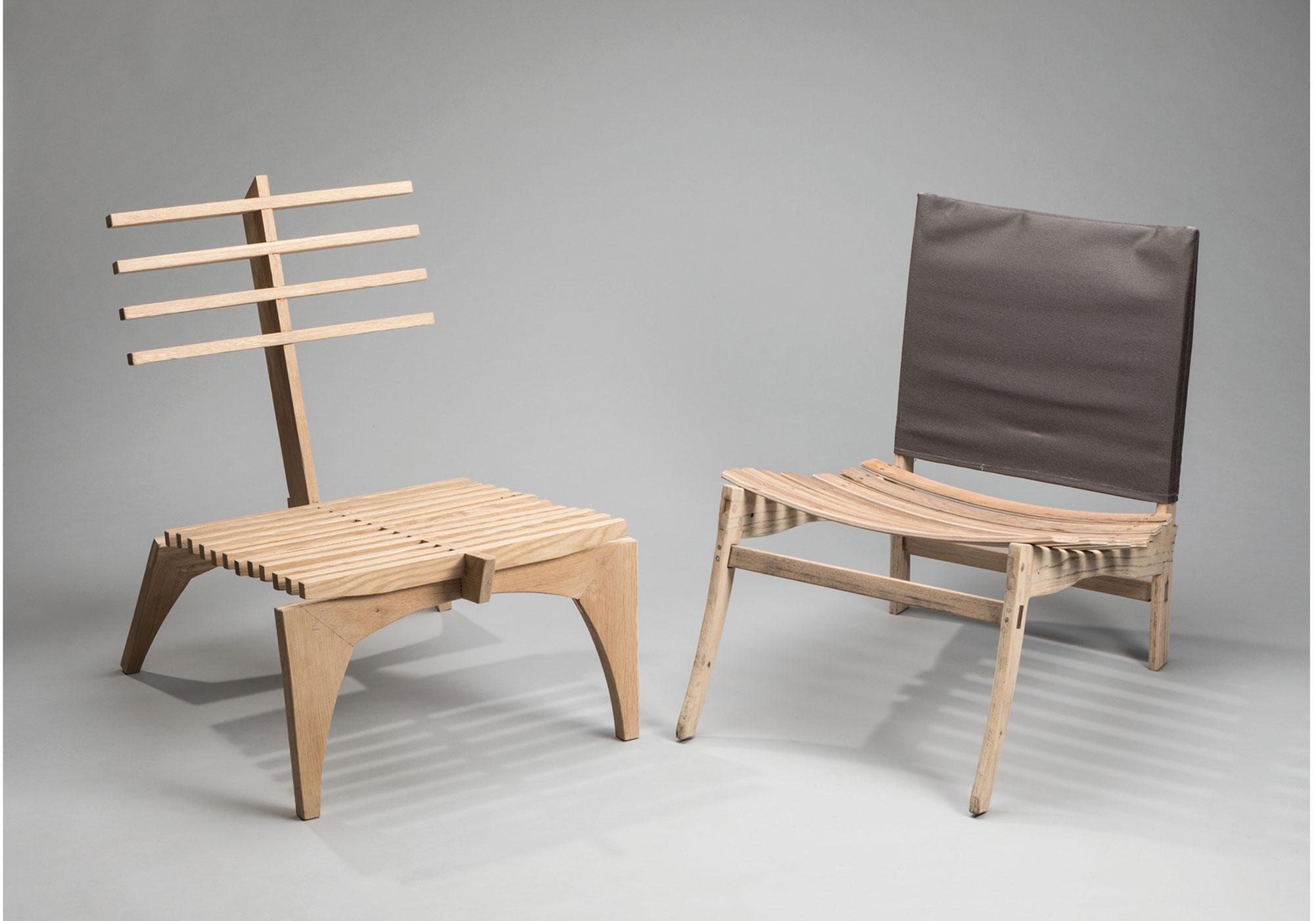 Conrad Andrawos  - Chair Study