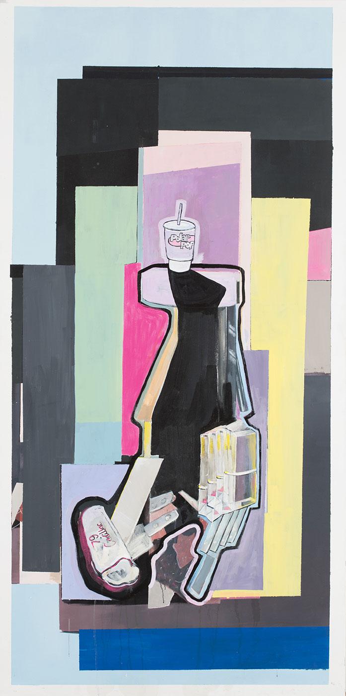 Taryn N. Cassella   - Stack Painting 01