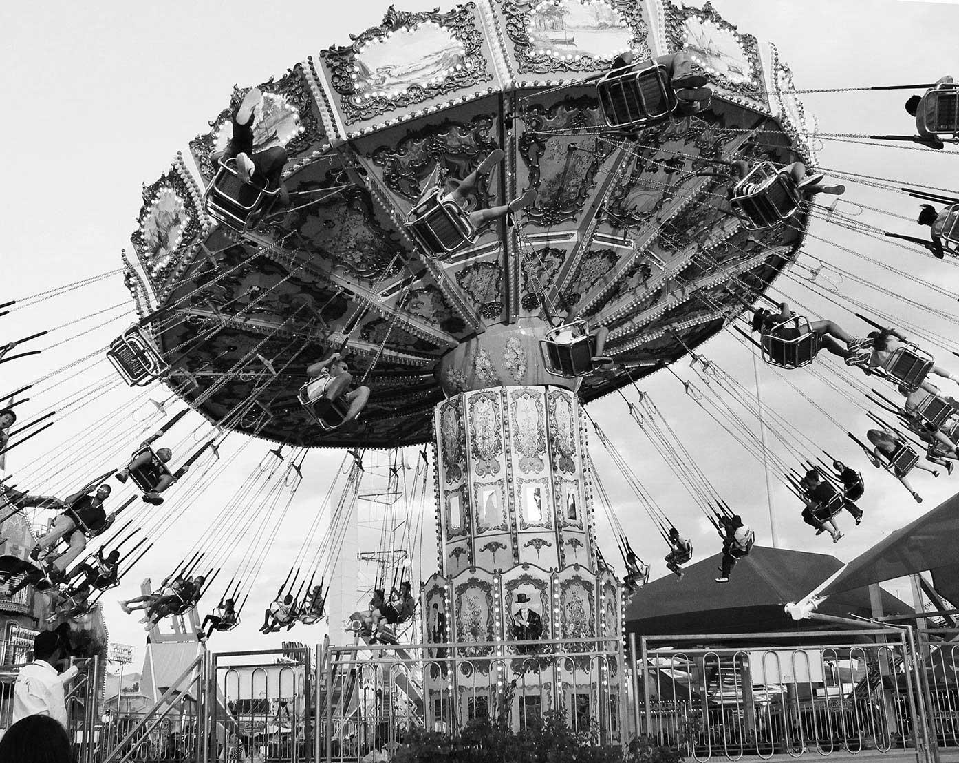 Erin N. Hill - Carousel