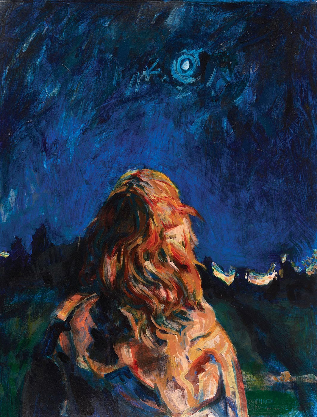 Rachael O. Groombridge - Wonder Wander